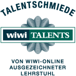 WiWi-Talents Siegel